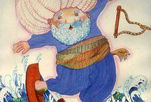 Illustration / Turkish Illustrators and works