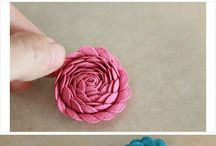 DIY Flowers / by Debra Quartermain