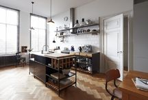 Died and Gone to Kitchen / Serious kitchen design envy -- check. / by Cooking Channel