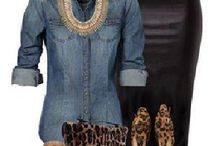 Camisa/jaqueta jeans
