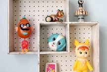 Kids Room Ideas / by Jake & Maya Collective