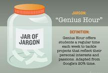 iTeach: Genius Hour