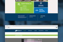 Websites / Websites, sites, direção de arte, design