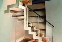 Escaleras de diseño - Marreti / Escaleras de diseño, escaleras de alta gama