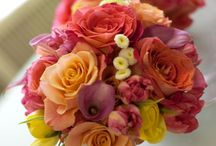 Mixed Colorful Bouquets / by Rhoda Paurus