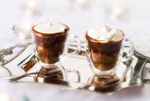 Deserturi / Irish coffee