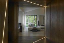 Zjawiskowe oświetlenie nowoczesnego domu