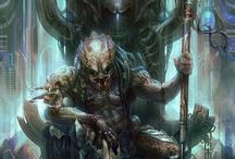 Predator / Fangirl's interests. :3