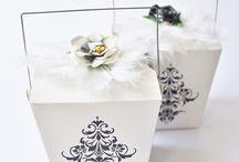 Mariage / Wedding / DIY your wedding day or other special events with these creative ideas. / Confectionnez vous-mêmes vos invitations et décoration pour votre mariage ou autre évènement spécial.