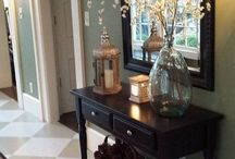 Decor - Foyer / by Dana Ingram