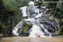 quero visitar / cachoeira de guaramiranga