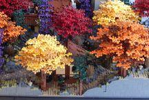 Lego Landscapes