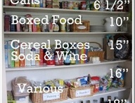 Kitchen cabinet/countertops/storage ideas