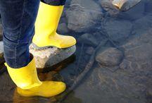 Si Possono Indossare gli Stivali da Pioggia con Stile?