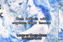 Air's Mark by Rachael Slate / Book 3 in the Lords of Krete Series by USA Today bestselling author Rachael Slate