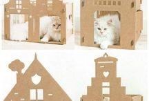 Used Cardboard Creations