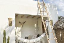 Beach House / Estilos y espacios de Casas en la Playa  www.costarealty.com.mx