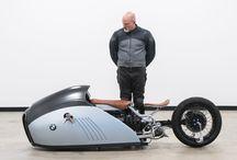 Interesting Motorcycle Designs