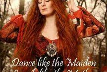 wiccan women