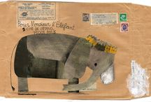 snail mail / by Peggy Schultz