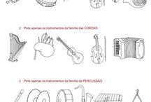 aulas de expressão musical