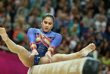 Spain gymnastics