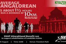 KyaZoonga.com: Register for the Snap Uttarakhand Benefit Run