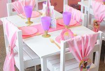 {Princess Party} / Πάρτυ για πριγκίπισσες