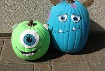Funky Pumpkins