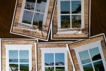 Cards - Window View Die