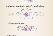 kaligrafia / písmo
