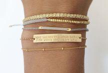 Bracelets & Necklesses