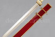 Roman-Gladiatoria Swords / Edged Weapons