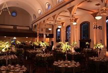 Event Lighting / Lighting Event Spaces to Create an Ambiance