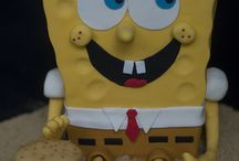 Cakes - Sponge Bob