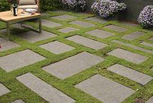 kwellness courtyard