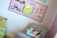 kayla room  ideas / by Karol Sledge