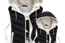Pánské vesty   Men's vests