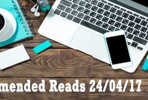 Recommended Reads (Physical Therapy & Running)