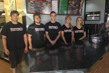 Jersey's Pizza Murrieta / Welcome to Jersey's, Murrieta's favorite family Pizzeria and Restaurant. Jerseys provides fresh hand-tossed pizzas made to order from only the finest quality ingredients. After our pizzas are tossed we use a generous amount of our homemade pizza sauce then covered with Buffalo's best 100% mozzeralla diced cheese.