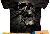 Tricouri 3D The Mountain Dark Fantasy / Tricouri 3D cu imprimeuri fantasy, pentru amatorii genului fantasy & horror. Cadouri fantasy originale, la conserva.