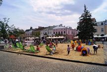 Letnie Plażowanie w Krośnie / Relacja z cyklicznej imprezy organizowanej przez Grupę Why Not TRAVEL w Krośnie