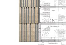 Architecture Wall sections