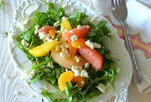 Sensational Salads / Light and hearty salads featuring fresh seasonal fruits and vegetables