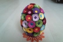 Easter / Ou quilling