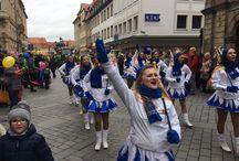 Gaudiwurm 2017 in Bamberg / HELAU! schalte es am Faschingsdienstag 2017 durch die Straßen von Bamberg. Denn der Gaudiwurm zog durch die Domstadt. Hier einige Eindrücke von dem närrischen Treiben.