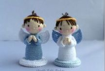 Christmas Crochet Angels