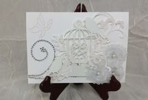 Cards I've made / ...some inspired by Pinterest! :) / by Jane Diva