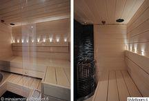Kylppäriin / Kylpyhuone/saunaremontin suunnitteluun...