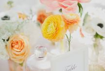 Wedding Inspiration - Centerpieces & Tablescapes / by Elizabeth Duncan